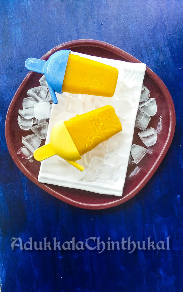 Mango Bar/ Popsicle